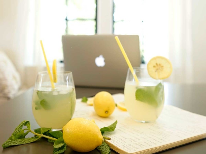 Refreshing Small Business Websites - Lemonade with Computer